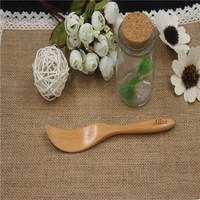 Japanese Style handmade Natural wooden butter knife new