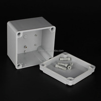 ip66 waterproof electronic & instrument plastic enclosures circuit box