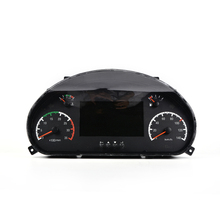 Drum type auto parts left hand drive car pc bus digital dashboard for golden dragon