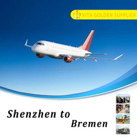 Air freight air shipping best price from Shenzhen to Bremen(BRE) Germany