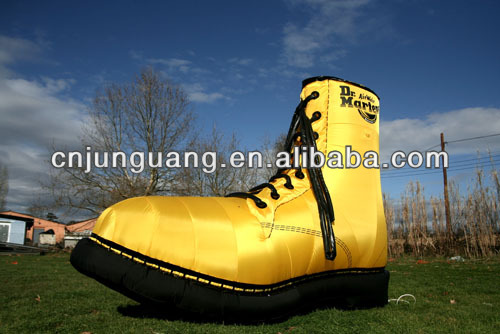 2017 inflatable boots