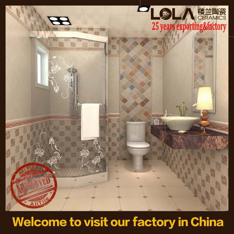Foshan 300x300 bathroom tile decals,25 years factory,new alibaba store no profit for sale