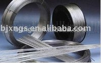 Stable quality titanium shape memory alloy wire