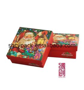 christmas packaging gift box