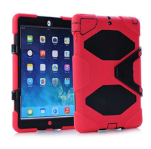 Shookproof Silicon Case for iPad Air