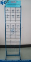 customized trade show advertising display rack