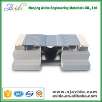 aluminum floor covering for concrete expansion joints pk