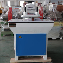 leather glove cutting machine