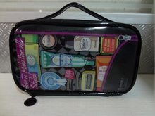 PVC Colorful Cosmetic Bag Magnetic Cosmetic Case