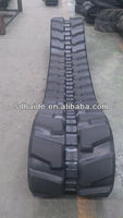 Rubber track 400x72.5,use for Takeuchi,Bobcat