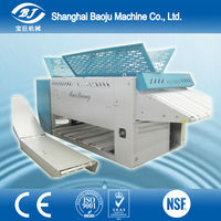 high quality reliable electric towel hotel sheet folding machine