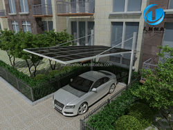 cars shed design