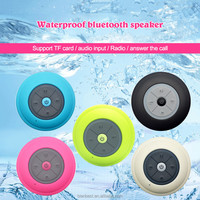 LED Waterproof Wireless Speaker Portable Subwoofer Speakers with TF Card Bluetooth For Smartphones MP4 Mp3 Player