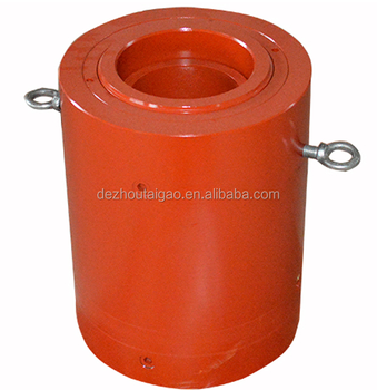 Hot products to sell online china 200 tons hollow plunger hydraulic ram