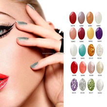 Factory sales directly 4-5 free samples soak off uv nail gel polish