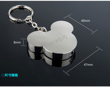 Creative Mickey Mouse Metal USB Pen Drive 16GB with Custom Logo