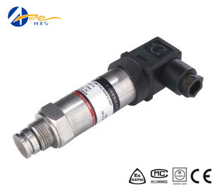 Flush diaphragm pressure transmitter for food industry