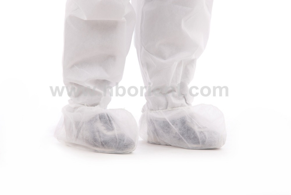 Disposable PP medical consumable nonwoven shoe covers