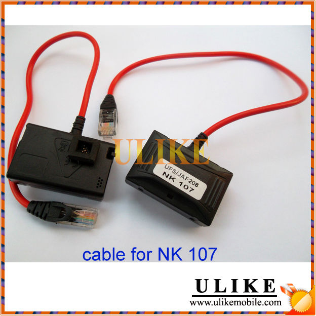 Unlocking Cable for Nokia 107 model