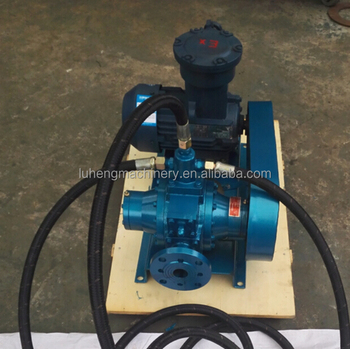 LH gas filling pump for LPG gas station LPG vane pump for sales