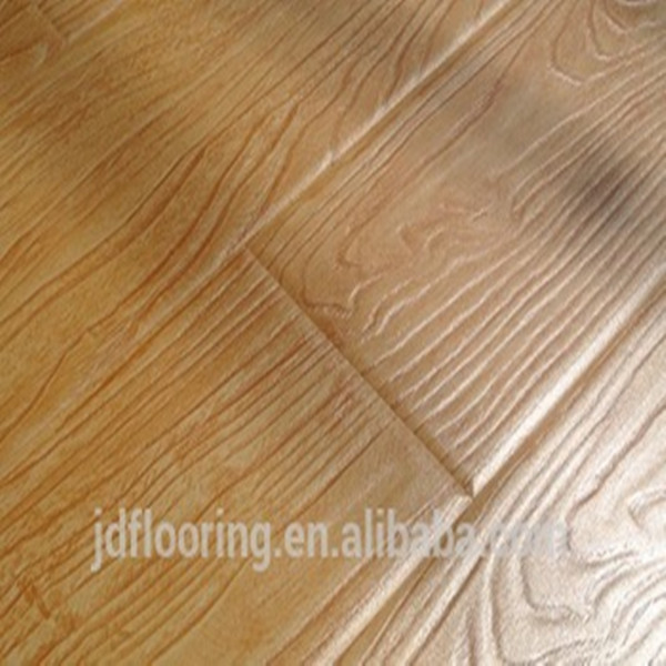 Best Quality 12mm Thickness V Groove Laminate Flooring