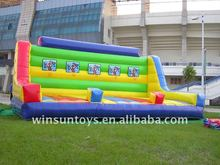 2013 Inflatable Basketball Sport Center