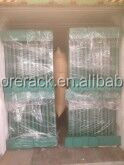 California ,Texas ,Florida clients praised good quality warehouse storage teardrop racking