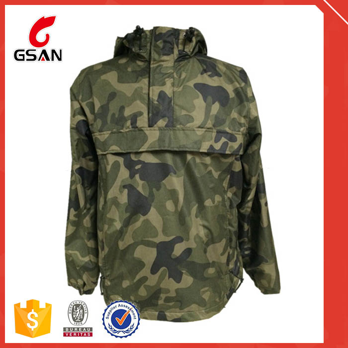 Breathable Waterproof High Visibility 100% polyester soft shell jacket