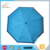 "21""* 8K high quality fashion manual open 3 fold compact rain umbrella"