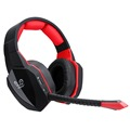2017 hot sell big earcup 2.4Ghz wireless gaming headphone 7.1 surround sound wireless gaming headset for PS4 Xbox one 360 PC