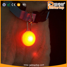 LED Safety Light For Dog/Cat Outdoor Night Walking,Wrap-Around Blinker For Collar/Leash/Hardness
