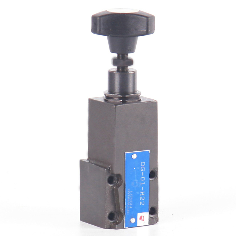Perfect quality DG01 yuken hydraulic high pressure safety relief valve