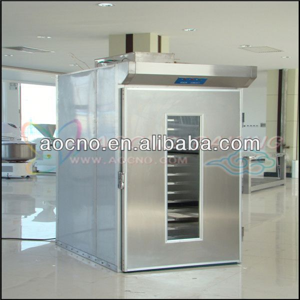 roti making machine fermentation room bread proofer