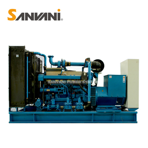140Kw 50Hz Natural Gas Generator Price In China