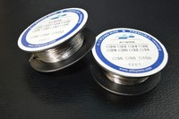 Nichrome 80 Resistance Wire - 28 or 30 AWG (Gauge) - 30 Feet K-A1/ Nickel
