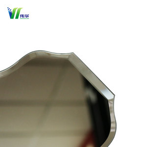 China Manufacturer 1mm 1.3mm 1.5mm 1.8mm 2mm 2.7mm Sheet Glass Price Mirror