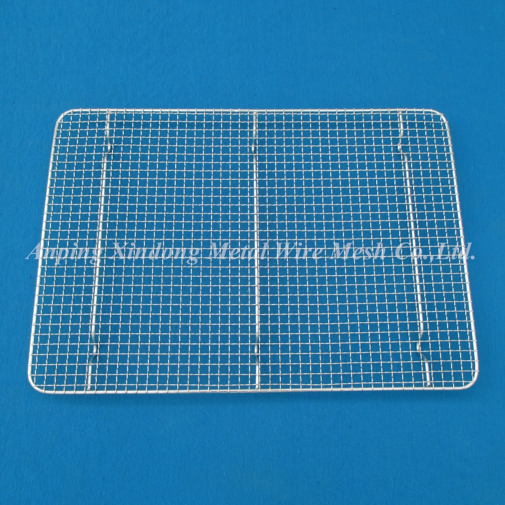 Square Stainless Steel Cooling Rack