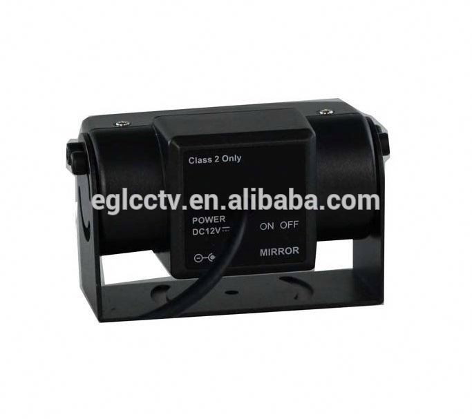 SONY Effio E 700 TVL night-vision wide-angle closed-circuit television audio support MDVR mirror reversing camera with optional
