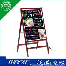Alibaba express hot new products for 2016 LED Fluorescent Writing Board