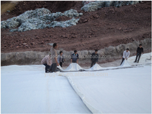Yingfan 4500GSM Containment Barrier Sodium Bentonite Waterproof Pad GCL