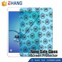 For ipad 9H anti shock tempered glass screen protector film
