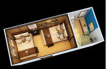 container hotel design mobile hotel