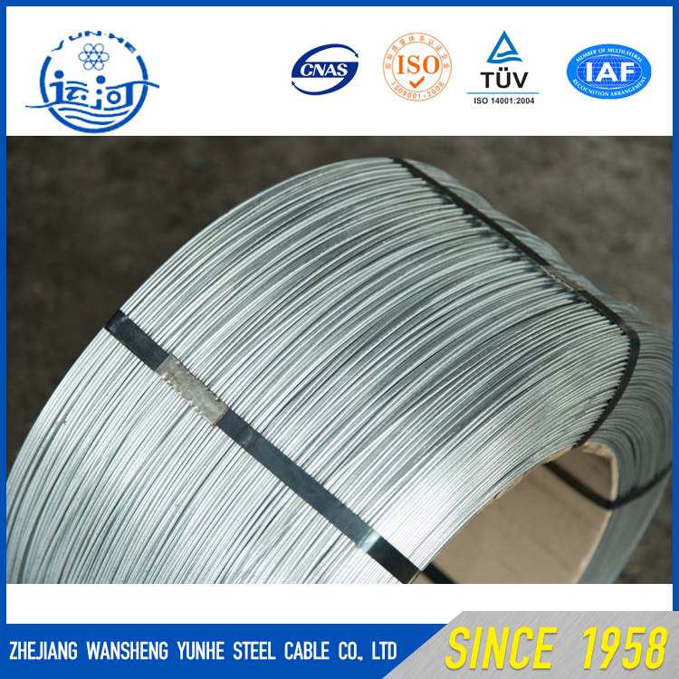 High tensile Strength 2.5 MM High Zinc Coating GI Wire Heat - treaed GI Wire
