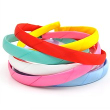13mm Ribbon Wrapped Hairband <strong>Hair</strong> Headwear DIY <strong>Accessory</strong>