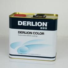 Derlion Car paint Mirror-effect Clear Coat For Car Refinish