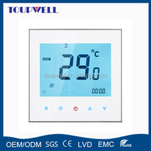 2017 new version white/black color option Water Heating Wifi Thermostat