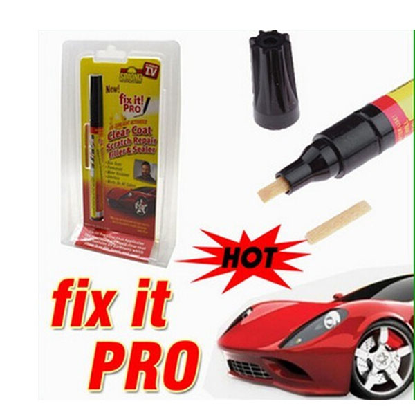 New Car Auto Smart Coat Paint Scratch Repair Remover Touch Up Fix It Pro Pen