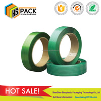 polyster Pet Strap (Polyethylene Terephthalate Strapping) for heavy duty industrial useage