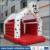 2016New Style Animal Dalmatians inflatable bouncer for kids