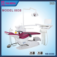 Fujia has Deluxe hydraulic dental medical chair dental unit all direction rotable adjustable panoramic film viewer